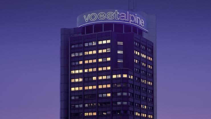 Headquarter der Voestalpine