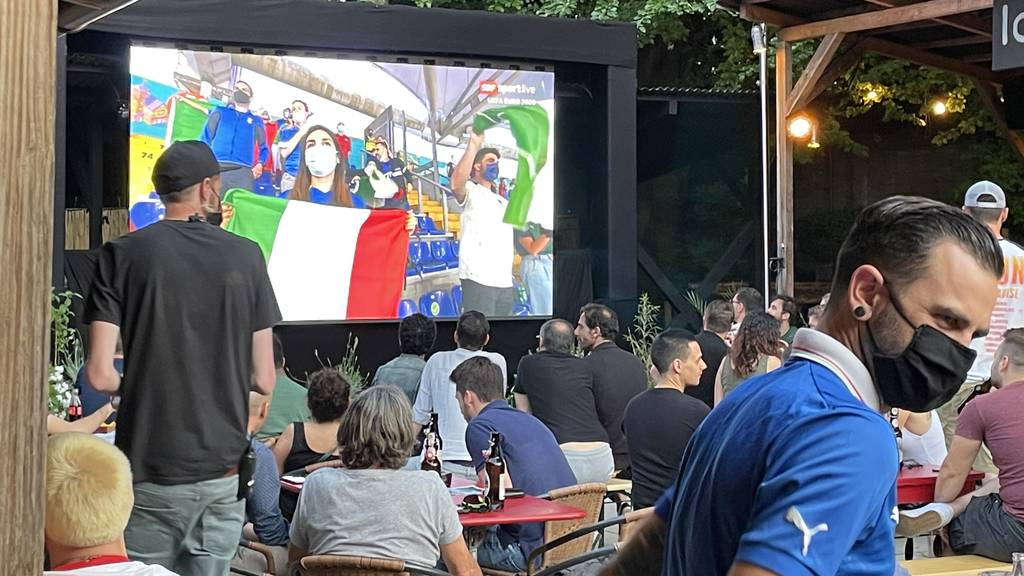 Fans freuen sich aufs Fussballfest – auch im kleinen Rahmen