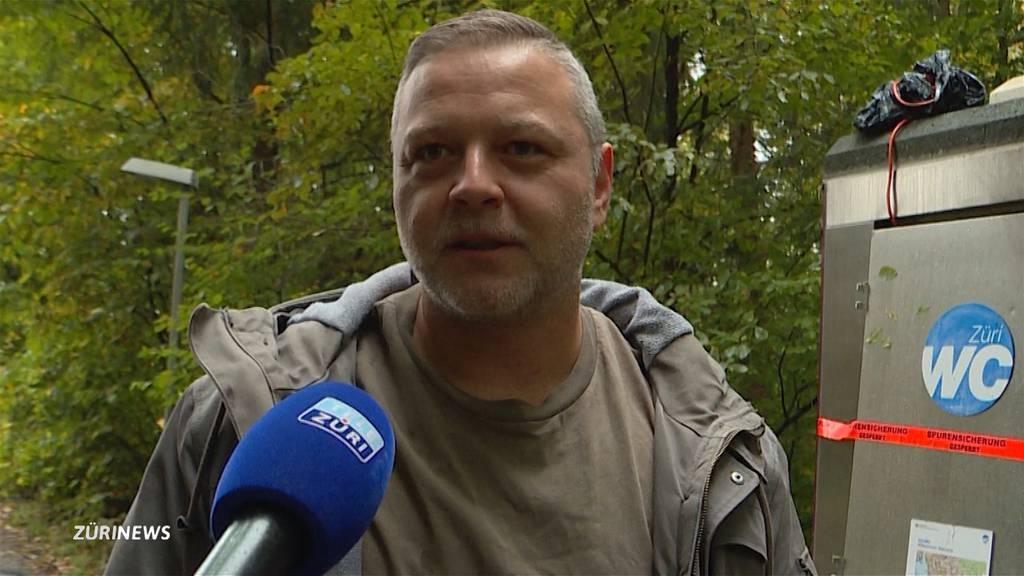 Horror in Witikon: «Ich sah einen Menschen brennen»
