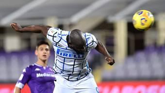 Kam von der Bank und war dann zur Stelle, als es ihn brauchte: Inters Romelu Lukaku traf zum 2:1 und wurde zum Matchwinner.