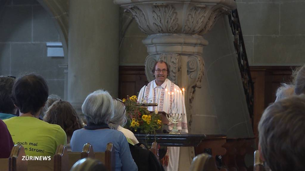 «5 vor 12»: 200 Kirchen nehmen am Klimaprotest teil