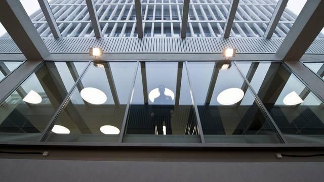 Blick aufs Bundesverwaltungsgericht in Bern