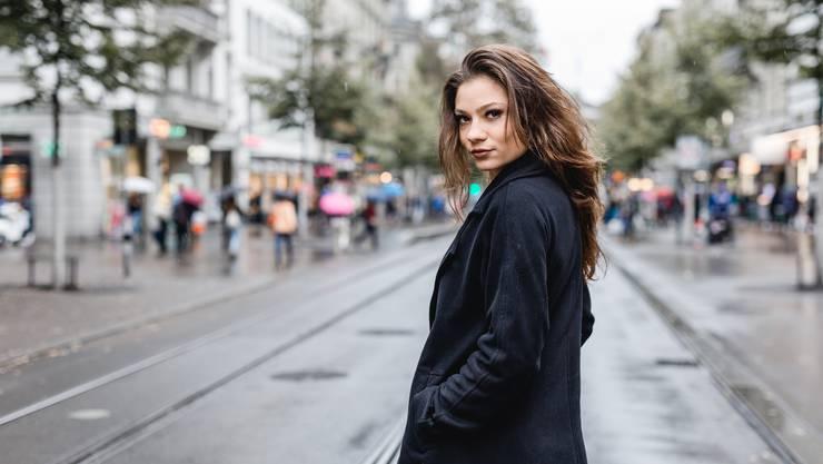 Das Modeln reizt Nayla Joy Dubs aus Aesch, seit sie 16 Jahre alt ist. Damals wurde sie von einem Fotografen entdeckt. Die Teilnahme an «Switzerland's next Topmodel» sieht sie als Sprungbrett.