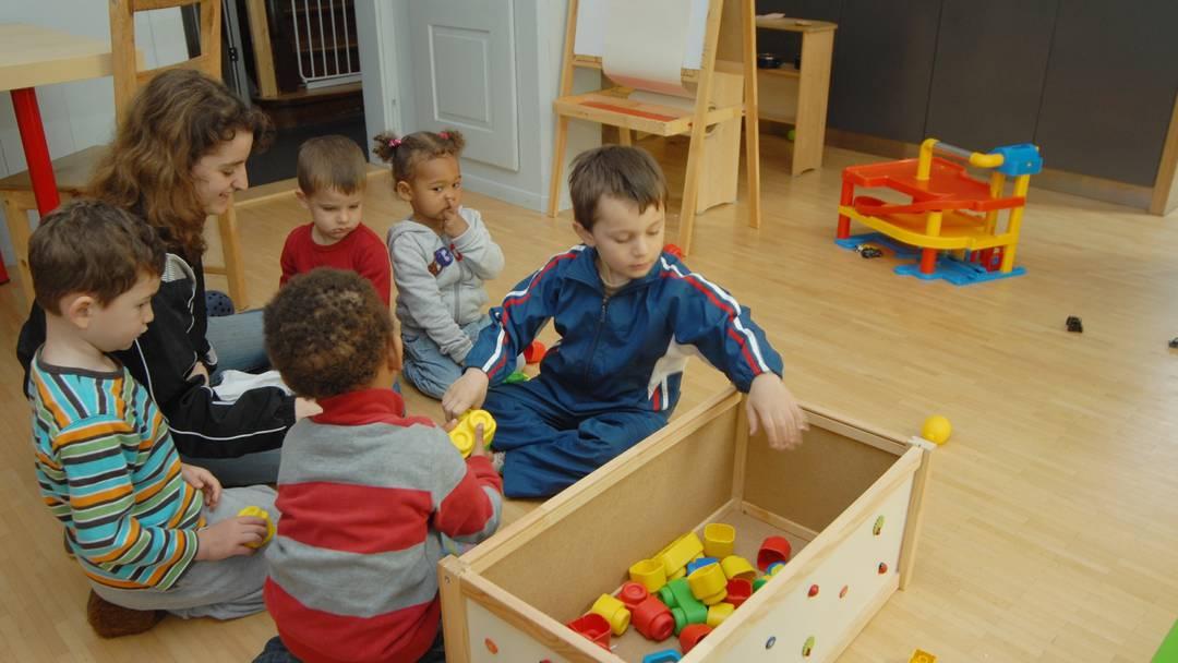 Kanton Aargau will bessere Kinderbetreuung
