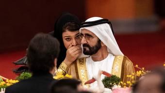 Treibende Kraft hinter dem Kurswechsel der Emirate: Mohammad Bin Rashed al-Maktoum, Emir von Dubai.