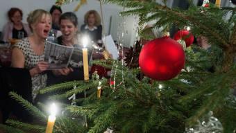 """Frieden und  Harmonie an Weihnachten? """"Leider nicht unter jedem Dach"""", kommt Dermatologe Felix Bertram zum Schluss."""