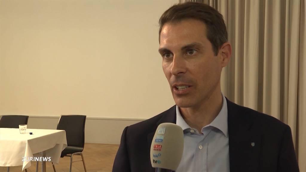 Thierry Burkart kandidiert für den FDP-Präsident-Posten