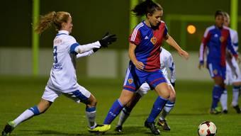 Impressionen vom Frauen-Fussball-Match FC Zürich - FC Basel