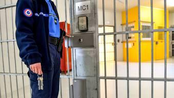 Französische Wärter, Schweizer Insassen: Gerade im Nachbarland sitzen viele Eidgenossen im Gefängnis.