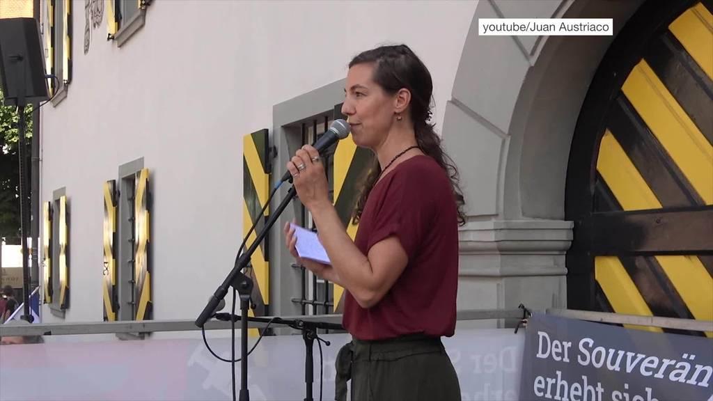 Nidwaldner Lehrerpräsidentin verteidigt Freistellung