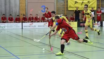 Dominic Studer ist der Captain des Team Aarau
