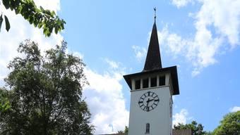 Erhält einen Lift und ein Behinderten-WC: Reformierte Kirche Däniken