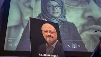 1. Jahrestag: Erinnerungen an den Mord von Jamal Khashoggi in Istanbul. (Archivbild)