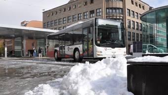 Die RVBW hat den Schnee gut gemeistert