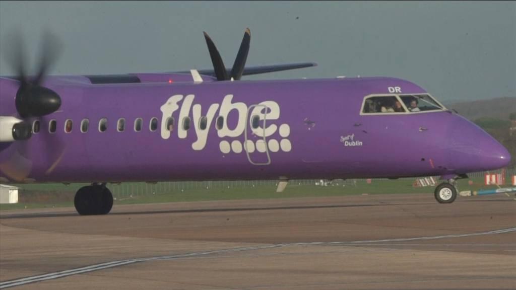 Britische Regional-Airline stellt Betrieb ein