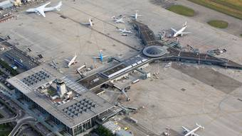 Umstritten: Die Euro-Airport-Südanflüge führen über dicht besiedeltes Gebiet.