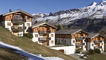 Zweitwohnungen im Kanton Graubünden (Symbolbild)