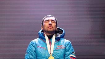 War bereits früher als Dopingsünder gesperrt und steht erneut unter Verdacht: Sprint-Weltmeister Alexander Loginow