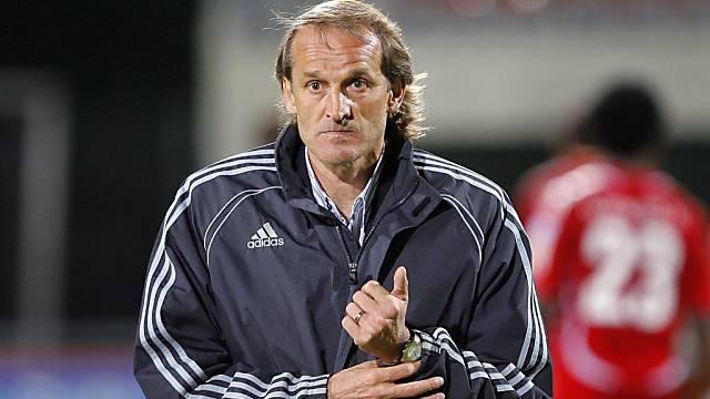 Heinz Hermann ist künftig in Luzern als Sportchef tätig