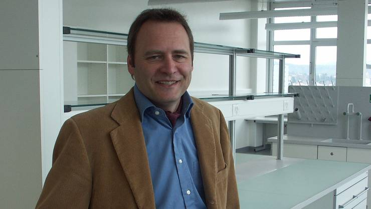 Mario Jenni - Mitgründer und Geschäftsführer Bio-Technopark Schlieren: Das Aus der ESBATech sei bedauerlich, aber keine Katastrophe.