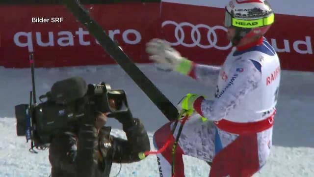 Männer-Slalom: Schweizer gehen leer aus - WM-Bilanz: Heimvorteil genutzt