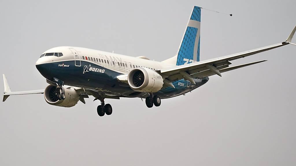 US-Behörde lässt Boeing-Krisenjet 737 Max unter Auflagen starten