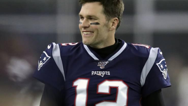 Tom Brady, der Superstar mit der Nummer 12