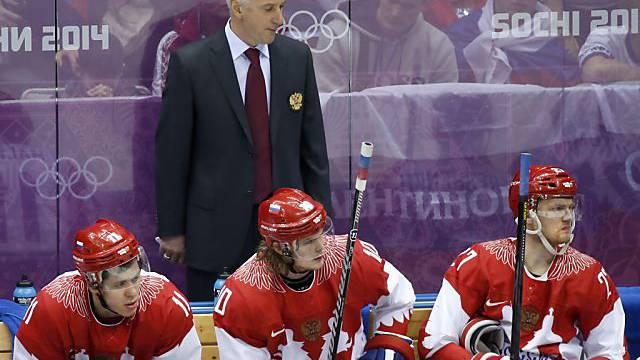 Biljaletdinow ist nicht mehr russischer Nationaltrainer