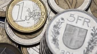 Brexit-Angst: Der Euro verliert gegenüber dem Schweizer Franken und dem US-Dollar an Wert.