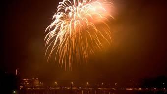 Solche Bilder wird es heuer an Silvester nicht geben: Das Silvesterfeuerwerk wurde wegen der Pandemie abgesagt.