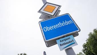 Gemeinde Oberentfelden.