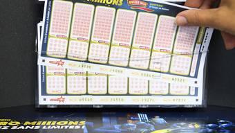 Ein Gewinner aus Portugal strich bei der Lotterie Euromillions am Freitagabend umgerechnet über 100 Millionen Franken ein. (Symbolbild)