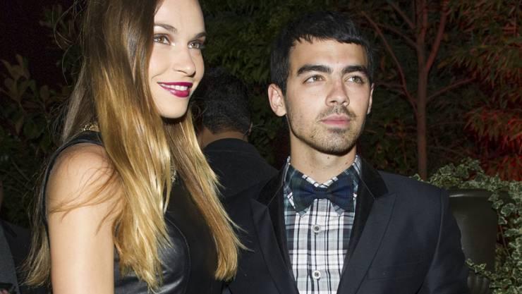 Die Liebe zwischen Joe Jonas und Blanda Eggenschwiler ist Geschichte: Möglicherweise weiss man jetzt warum (Archiv)