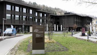 """Im Zentrum für Pflege und Betreuung """"Pfauen"""" in Bad Zurzach ist eine Mitarbeiterin am Corona-Virus erkrankt."""