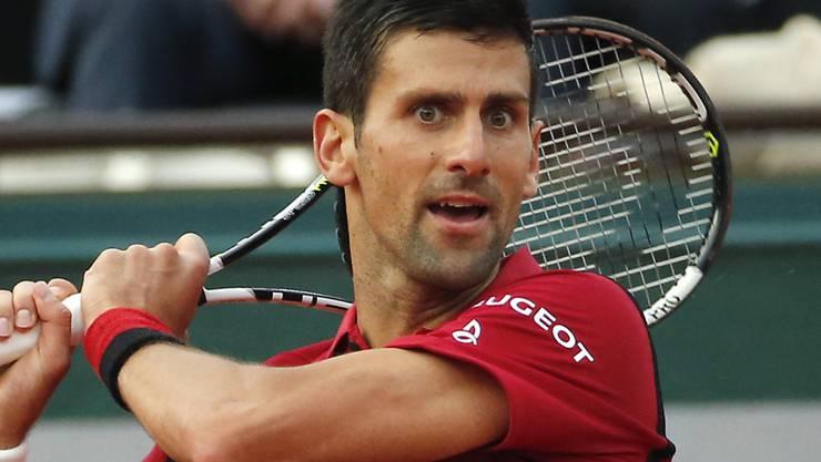 Novak Djokovic gewann das Rennen gegen die Zeit