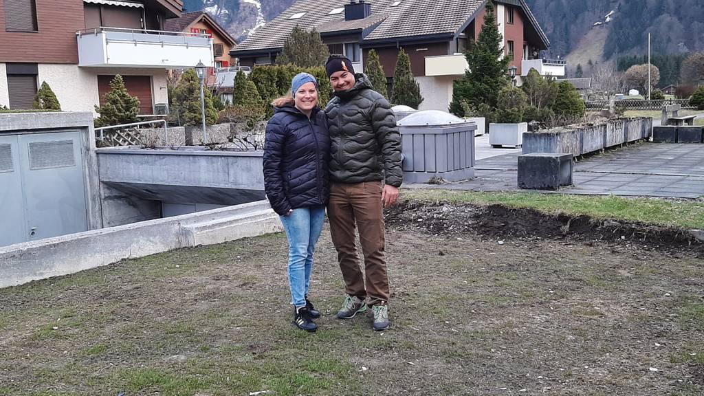 Sabrina & Fredi Hurschler aus Engelberg