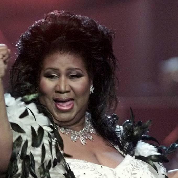 Soul-Legende Aretha Franklin ist gestorben