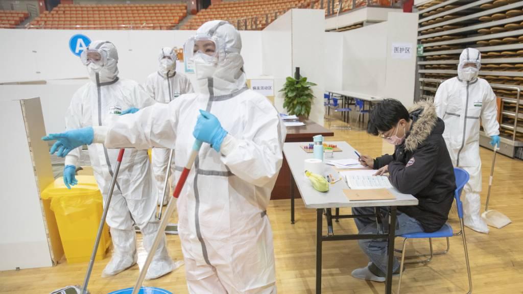 Mehr als 1500 Todesopfer durch das Coronavirus in China