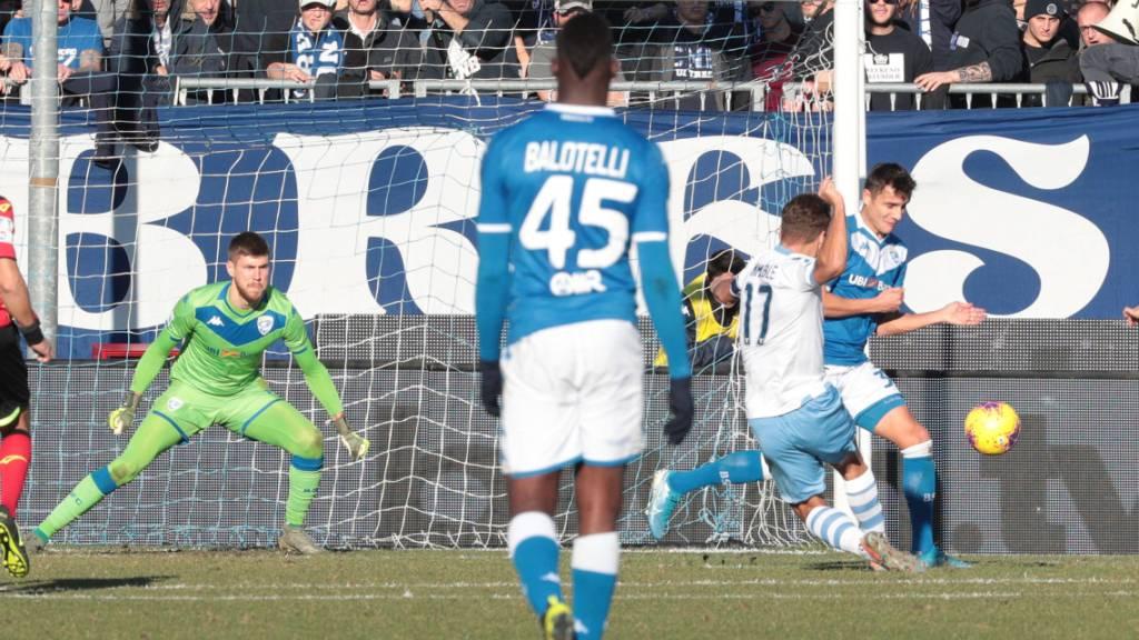 Lazios neunter Sieg, Behramis erfolgreiche Rückkehr