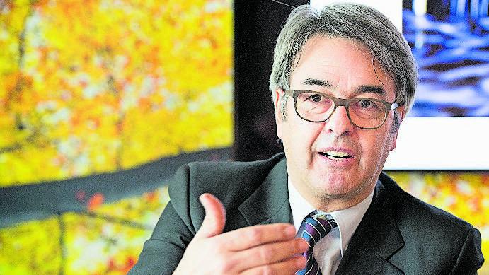 Giorgio Pardini, Geschäftsleitung Syndicom