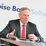 Jürg Ritz, Chef der Baloise Bank SoBa, kann mit dem Abschluss 2019 zufrieden sein.