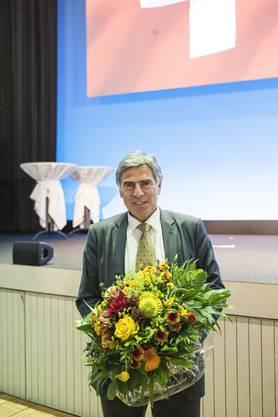 Neu gewählt mit 11'216 Stimmen: LDP-Nationalrat Christoph Eymann