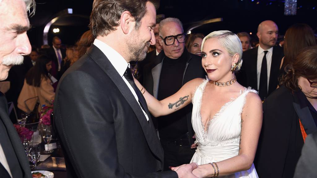 Lady Gaga und Bradley sind ein Paar