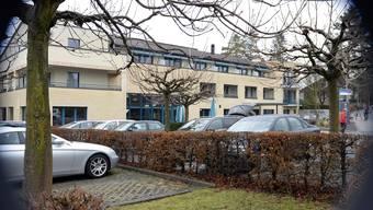 Ort des Geschehens: das Alterszentrum Hochweid in Kilchberg. Keystone