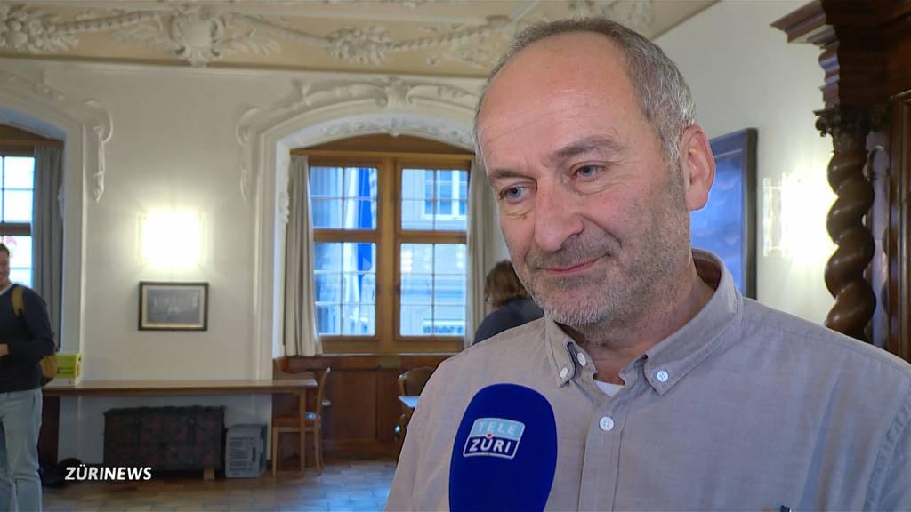 Konrad Langhart  sitzt erstmals fraktionslos im Kantonsrat