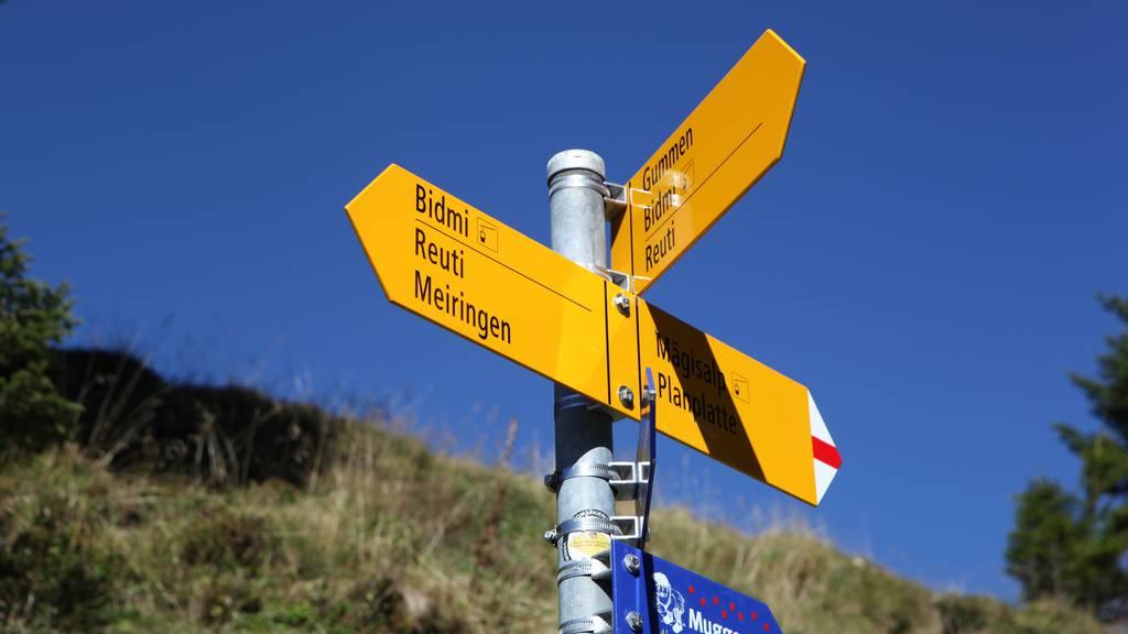 Radio Pilatus Wandertag: Jeder Schritt hält fit