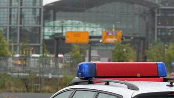 Erhöhte Polizeipräsenz am Berliner Hauptbahnhof