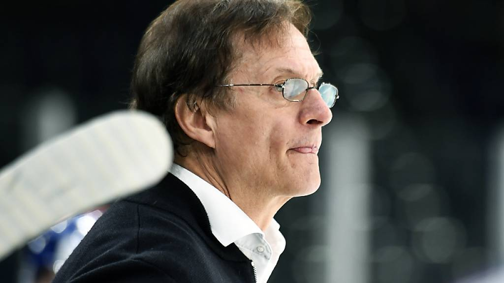 Trainer-Legende Arno Del Curto ist beim HC La Chaux-de-Fonds in der Swiss League zumindest als Impulsgeber wieder im Coaching-Bereich aktiv.