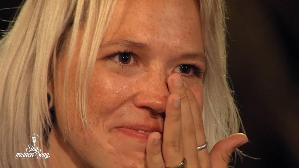 «Sing meinen Song» rührt Schweizer Stars zu Tränen