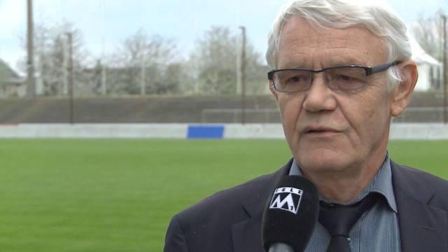 Nach dem Blackout: Das sagt FCA-Geschäftsleitungsmitglied Robert Kamer zum Entscheid, dass das Spiel gegen den FC Zürich wiederholt wird.
